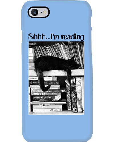 SHH I'm reading