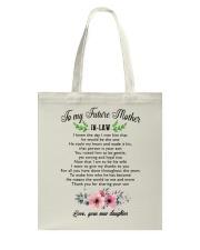 World's Best Mother-In-Law Mug  Tote Bag tile