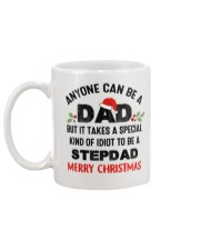 Special Kind Of Idiot White Mug back