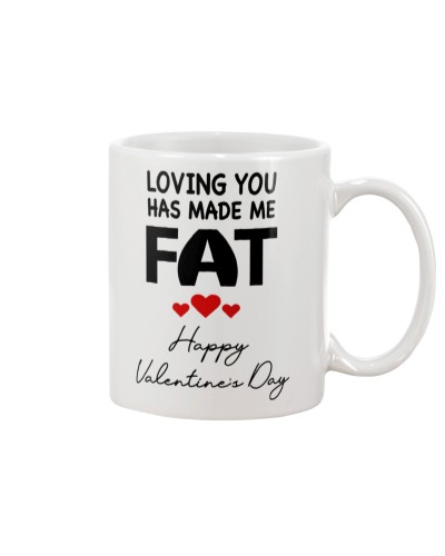 FAT MUG FOR COUPLE