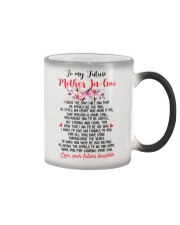 GIFT FOR FUTURE MOTHER-IN-LAW Color Changing Mug thumbnail