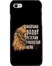 Best Gift For Dad - VETERAN PROTECTOR Phone Case tile