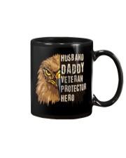 Best Gift For Dad - VETERAN PROTECTOR Mug tile