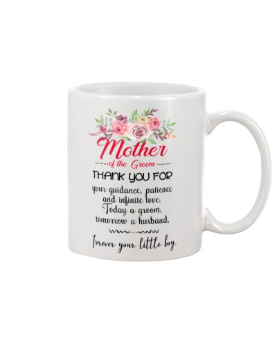 MOTHER OF GROOM MUG