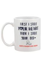 Happy Father's Day - Daddy Mug back