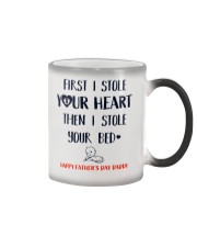 Happy Father's Day - Daddy Color Changing Mug tile
