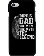THE LEGENDARY BONUS DAD Phone Case tile