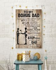 ETERNAL ONE - SON TO DAD 16x24 Poster lifestyle-holiday-poster-3