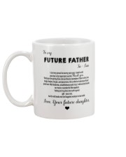 PERFECT GIFT FOR FUTURE FATHER-IN-LAW Mug back