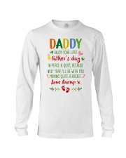 I'LL BE WITH YOU MAKING QUITE A RACKET MUG Long Sleeve Tee tile