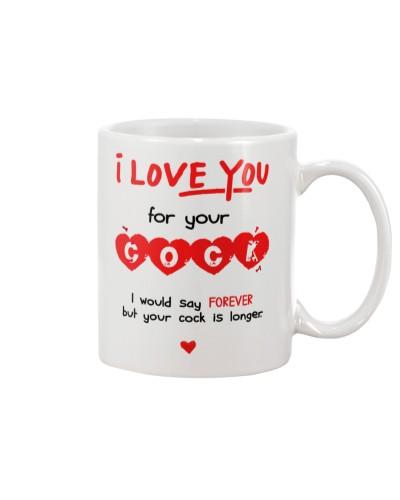LOVE FOR YOUR C MUG