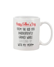 Happy Father's Day - Great gift for stepdad Mug front