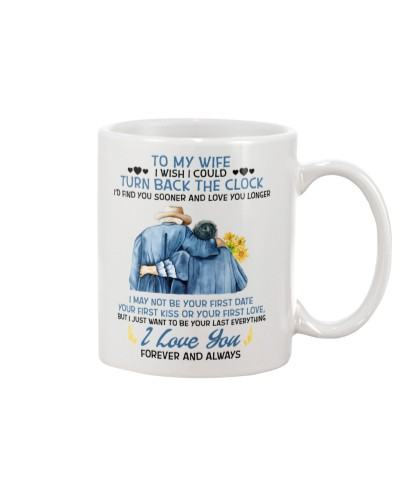 TURN BACK WIFE MUG