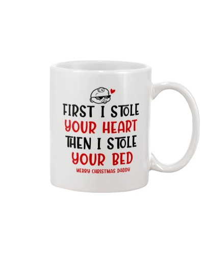 STOLE HEART STOLE BED