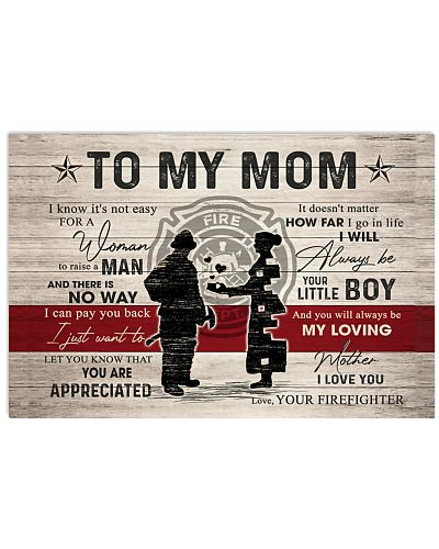 TO MY MOM - ALWAYS BE YOUR LITTLE BOY