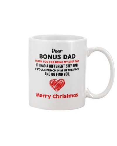 DEAR BONUS DAD