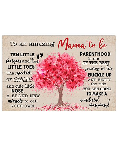 To an amazing Mama to be