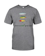 A reel great dad Classic T-Shirt thumbnail