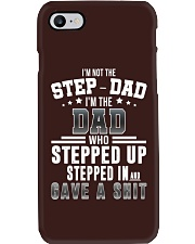 STEP DAD STEP UP T-SHIRT Phone Case thumbnail
