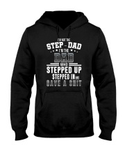 STEP DAD STEP UP T-SHIRT Hooded Sweatshirt thumbnail