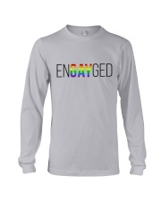 ENGAYGED  Long Sleeve Tee thumbnail