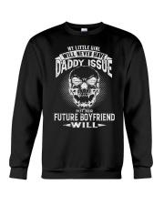 Daddy issue Crewneck Sweatshirt tile
