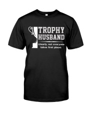 Trophy husband Premium Fit Mens Tee tile