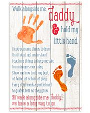 To Daddy - Best Gift For Father's Day 16x24 Poster front