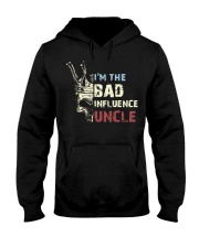 BAD INFLUENCE UNCLE Hooded Sweatshirt tile