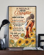 A Message For My Daughter 11x17 Poster lifestyle-poster-2