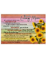 In The World Full Of Roses You Are A Sunflower 17x11 Poster front