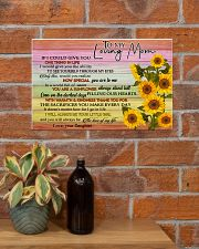 In The World Full Of Roses You Are A Sunflower 17x11 Poster poster-landscape-17x11-lifestyle-23