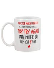 HAPPY MOTHER DAY 3rd Mug back