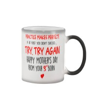 HAPPY MOTHER DAY 3rd Color Changing Mug tile