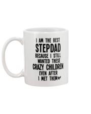 I am the best Stepdad Mug back