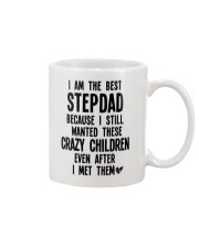 I am the best Stepdad Mug front
