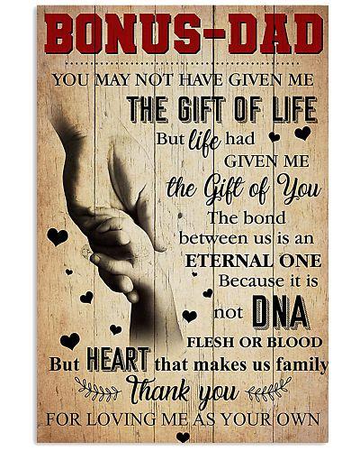 TO BONUS DAD - THE BOND