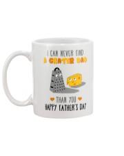 GRATER DAD Mug back