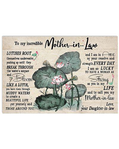 Like a lotus - MIL