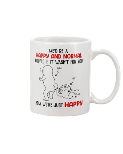 NORMAL COUPLE MUG