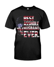 BEST AMERICAN HUSBAND EVER Classic T-Shirt front