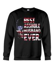 BEST AMERICAN HUSBAND EVER Crewneck Sweatshirt tile