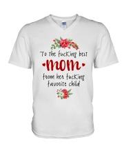 GIFT FOR MOMS V-Neck T-Shirt thumbnail