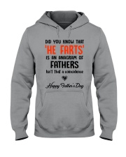 Happy Father's Day - Did you know Hooded Sweatshirt tile