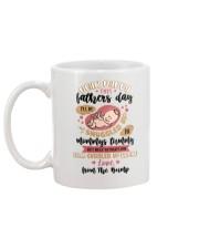 DEAR DADDY 5 Mug back