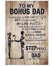 ETERNAL ONE - BONUS DAD 16x24 Poster front