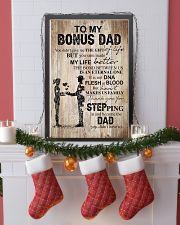 ETERNAL ONE - BONUS DAD 16x24 Poster lifestyle-holiday-poster-4