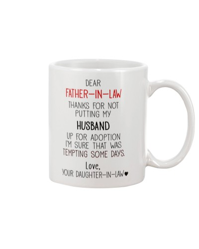 PERFECT GIFT FOR  FATHER-IN-LAW