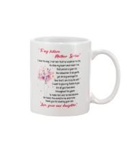 World's Best Mother-In-Law Mug 2 Mug front