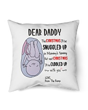 Dear Daddy 3 Xmas Indoor Pillow tile